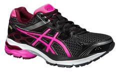 Женские непромокаемые кроссовки для бега Asics Gel-Pulse 7 G-TX (T5F7N 9035) черные