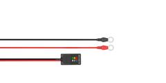 Индикатор состояния АКБ встраиваемый в панель, кабель 3,3м, круглые клеммы М8 56‐531
