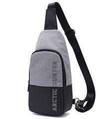 Однолямочный рюкзак  ARCTIC HUNTER XB00058 Серый