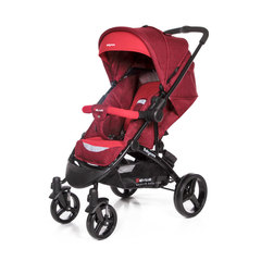 Коляска Baby Care Seville Mud/Red
