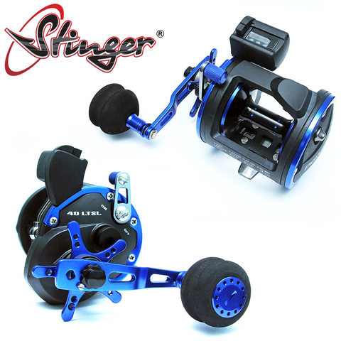 Катушка Stinger PowerАge 40 LTSR