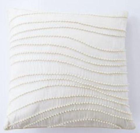 Подушка декоративная 40х40 Gingerlily Pearls