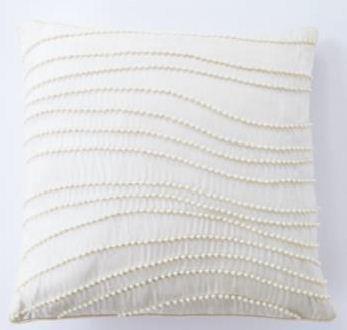 Декоративные подушки Подушка декоративная 40х40 Gingerlily Pearls podushka-dekorativnaya-gingerlily-pearls-angliya.JPG