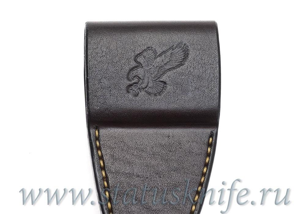 Чехол кожаный темно-коричневый ZT 0562