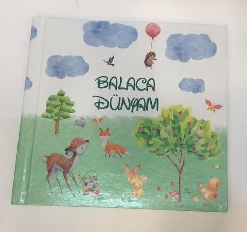Albom - Balaca dünyam