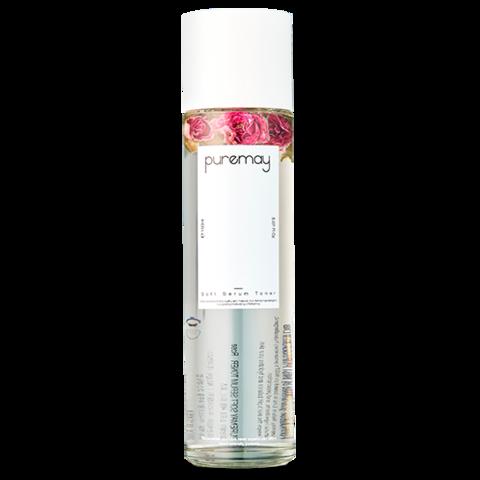 Тонер Puremay Soft Serum Toner Rose 150ml