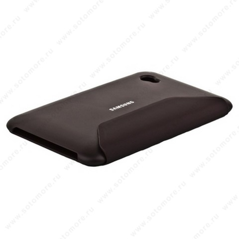 Чехол-книжка Book Cover для Samsung Galaxy Tab 7.0 Plus P6200/ P6210 коричневый
