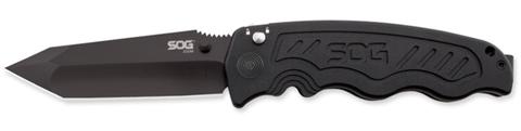Купить Складной нож SOG Мод. ZOOM TANTO BLACK 97249 по доступной цене