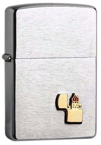 Классическая зажигалка ZIPPO 200 Lighter Emblem