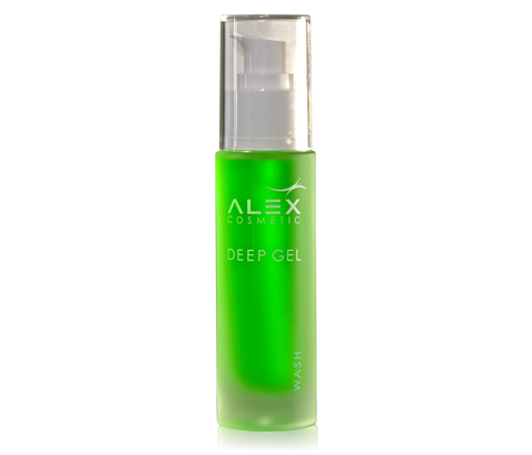 Нежный гель для глубоко очищения - Alex Deep Gel