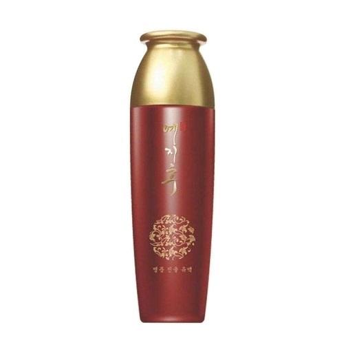 Эмульсия с экстрактом красного женьшеня Bergamo Ginseng Yezihu Emulsion 150мл
