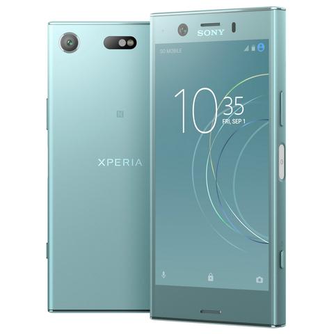 Cмартфон Sony Xperia XZ1 Compact, цвет Сумеречно-голубой