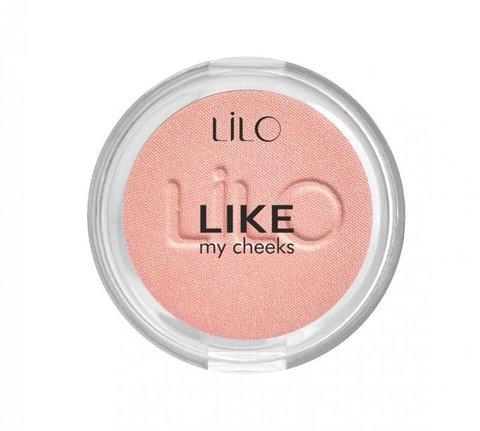 LiLo Румяна компактные LiLo LIKE  my cheeks тон 501 Розовый ангел
