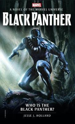Kitab Who is the Black Panther?   Jesse J. Holland