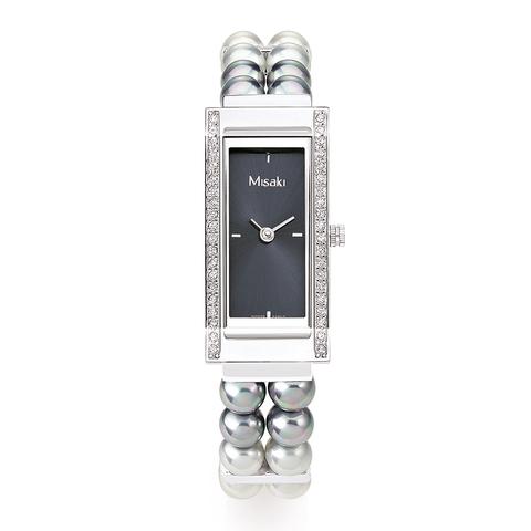 Часы наручные женские Delight Pearl Grey Misaki серый жемчуг