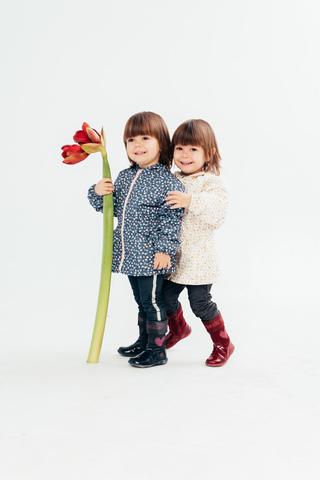 КТ210 Куртка для девочки
