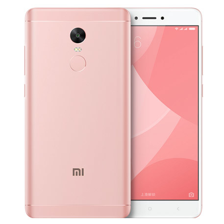 Xiaomi Redmi Note 4X 32GB Pink