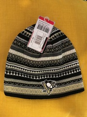 Шапка REEBOK NHL Pittsburgh Penguins Reversible