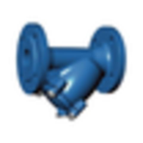 Фильтр сетчатый Y-образный чугун Ду 25 Ру16 Тмакс=300 oC фл F3240N Tecofi F3240N-0025