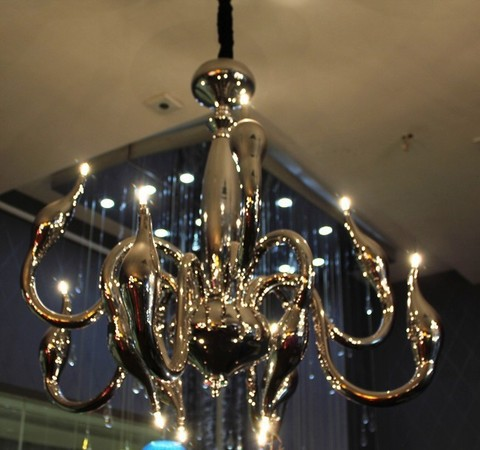 murano chandelier  14-06 by Arlecchino Arts ( HK)