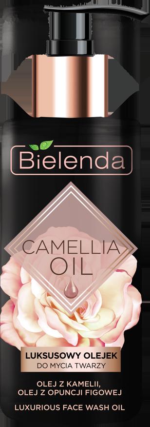 CAMELLIA OIL Эксклюзивное гидрофильное масло для умывания, 140 мл