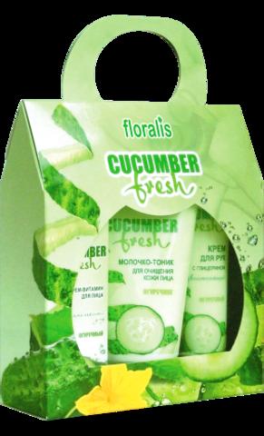 Floralis Cucumber Fresh Подарочный набор