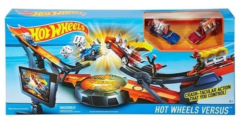 Трек Hot Wheels Супер гравитация Mattel DHY25