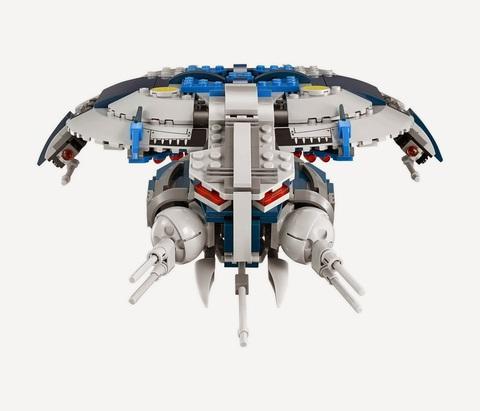 LEGO Star Wars: Боевой корабль дроидов 75042 — Droid Gunship — Лего Сити Город