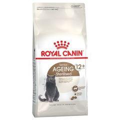 Royal Canin Ageing Sterilised 12+ для стерилизованных кошек и кастрированных котов старше 12 лет