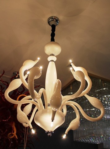murano chandelier  14-07 by Arlecchino Arts ( HK)