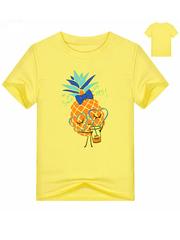 GF02-062п футболка детская, желтая