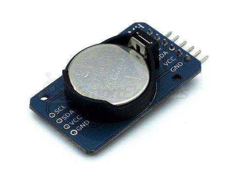 Модуль часов с автономным питанием DS-3231