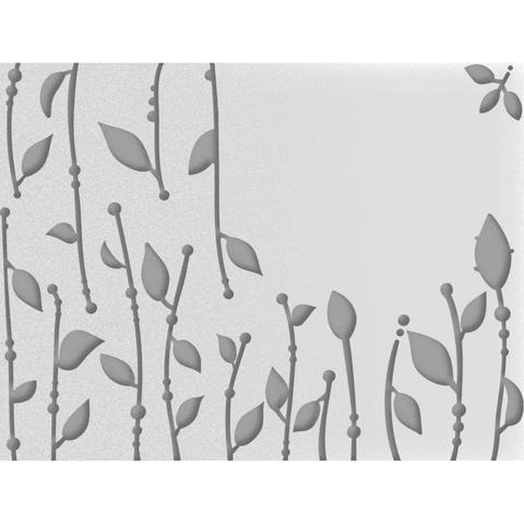 Папка для тиснения Ultimate Crafts Embossing Folder A2 -Autumn Fall