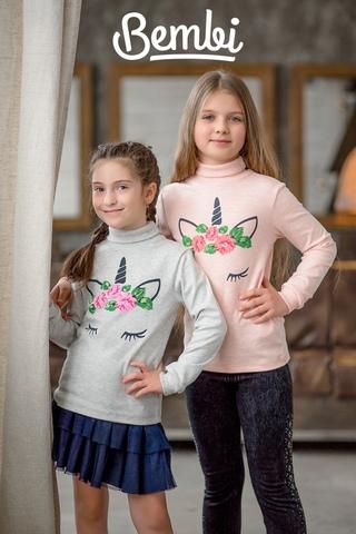 ГФ57 Водолазка для девочки