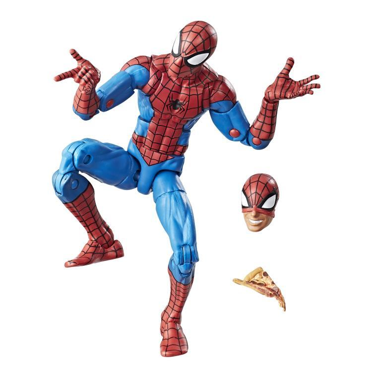 Фигурка Человек Паук Marvel Legends Vintage 15 см