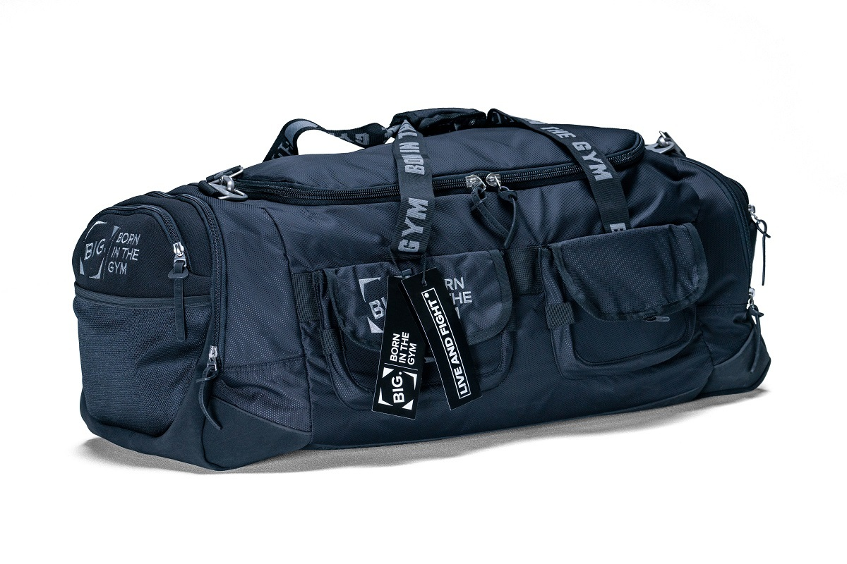 Сумка Olimp MULTIFUNCTIONAL BIG DUFFEL BAG BLACK