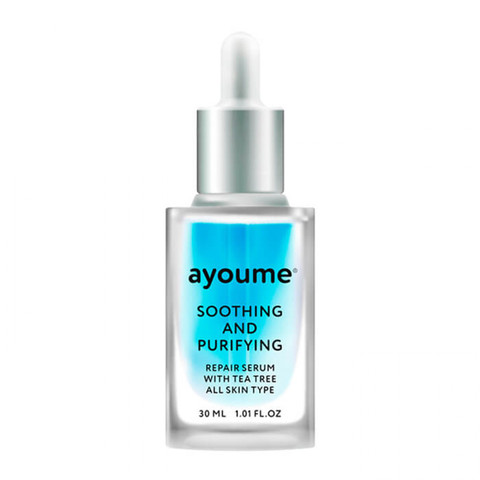 Сыворотка Tea Tree Soothing-&-Purifying Serum от Ayoume
