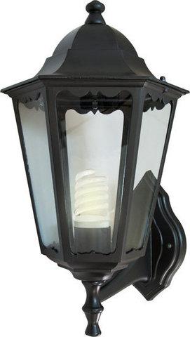 Светильник садово-парковый, 100W 230V E27 черное золото, 6201 (Feron)