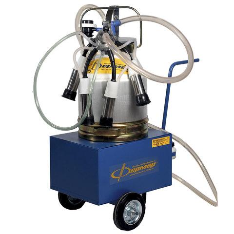 Доильный аппарат Фермер АД-01(силикон)