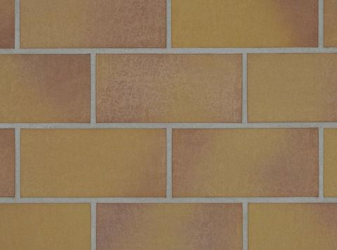 Stroeher - Spaltklinker, Weizengelb, цвет 307, 240x115x18 - Клинкерная тротуарная брусчатка