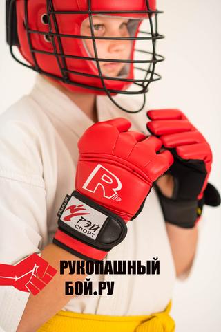 Перчатки для АРБ Рэй-Спорт