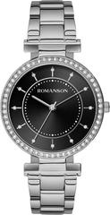 Наручные часы Romanson RM 8A44T LW(BK)