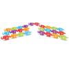 LER6710 Слоники и буквы (26 элементов)