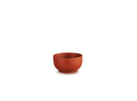 Пиала из исинской глины 120 мл (красная). Интернет магазин чая