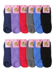 9199 КУ носки детские утепленные (12 шт.), цветные