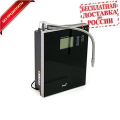 Ионизатор воды ION-7400 черный (9 титано-платиновых пластин)