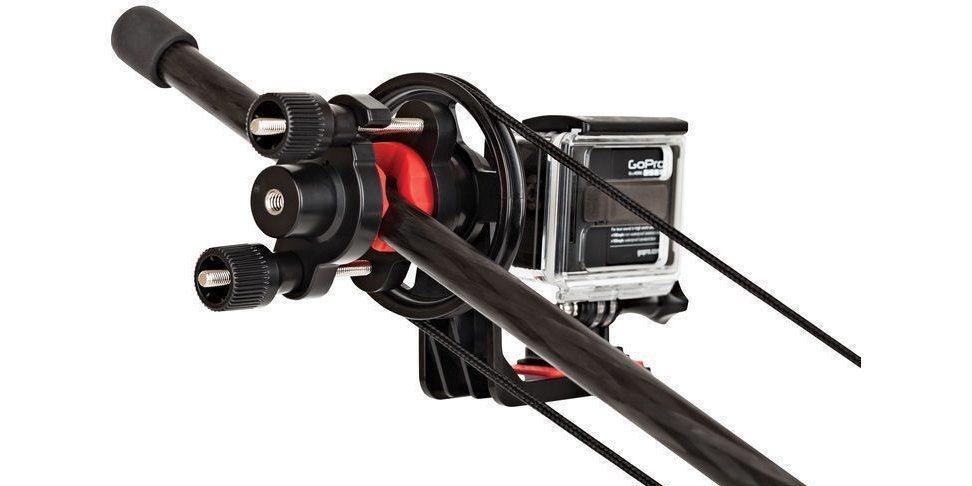 Видеокран-удочка Action Jib Kit & Pole Pack вид сзади