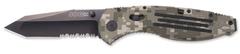 Складной нож SOG Мод. AEGIS TANTO DIGI CAMO BLACK 97023