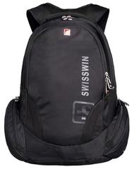Рюкзак SWISSWIN SWG0810 Черный