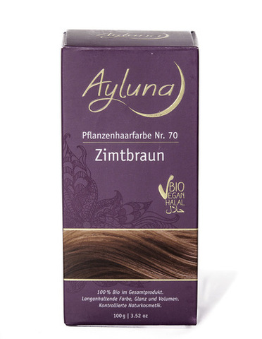 Растительная краска для волос №70